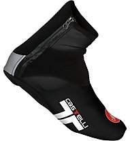 Castelli Narcisista Shoecover - Copriscarpe, Black