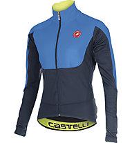 Castelli Passo Giau Jacket - Radjacke - Herren, Blue/Black