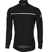 Castelli Perfetto - langärmliges Radtrikot - Herren, Light Black