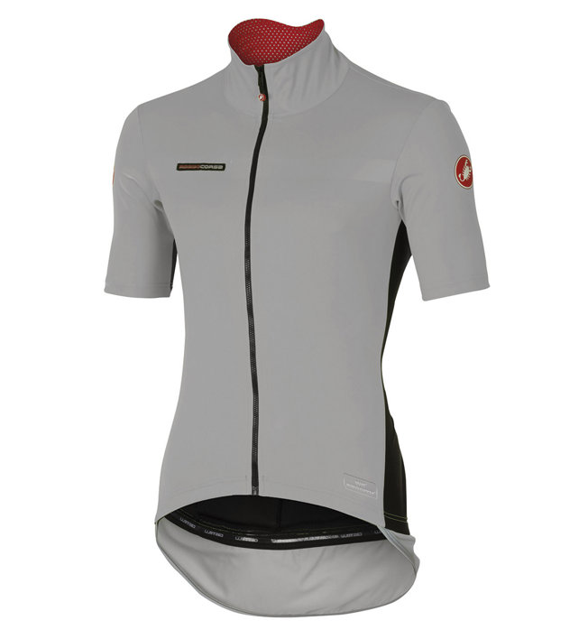 Castelli Perfetto Light - kurzärmliges Radtrikot - Herren, Grey