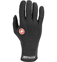 Castelli Perfetto Ros - guanti bici, Black