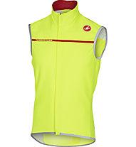 Castelli Perfetto - gilet bici - uomo, Yellow Fluo