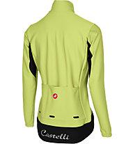 Castelli Perfetto W - langärmliges Radtrikot - Damen, Yellow