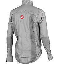 Castelli Giacca anti-pioggia bici Pocket Liner, Grey