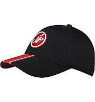 Castelli Podio Cap, Black/Red