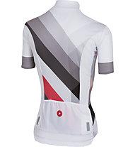 Castelli Prisma Jersey FZ - Radtrikot - Damen, White