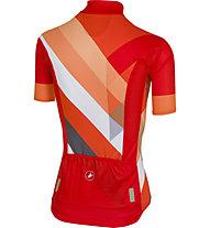 Castelli Prisma - maglia bici - donna, Red