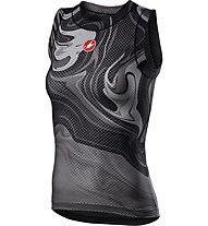 Castelli Pro Mesh - top da ciclismo - donna, Black