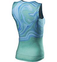 Castelli Pro Mesh - top da ciclismo - donna, Blue