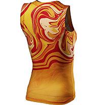 Castelli Pro Mesh - top da ciclismo - donna, Orange