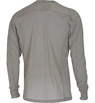 Castelli Procaccini Wool LS - langärmliges Vintage Radtrikot - Herren, Grey