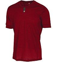 Castelli Procaccini Wool - maglia bici a manica corta - uomo, Red