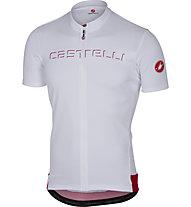 Castelli Prologo V Jersey - Radtrikot - Herren, White