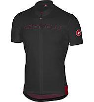 Castelli Prologo V Jersey - Radtrikot - Herren, Black