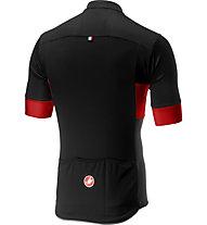 Castelli Prologo VI Jersey - Radtrikot - Herren, Black/Red