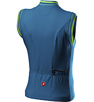 Castelli Promessa 3 - maglia bici senza maniche - donna, Blue