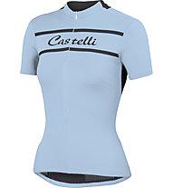 Castelli Promessa Jersey Damen-Radtrikot, Pale Sky