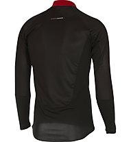 Castelli Prosecco Wind LS - maglia funzionale a manica lunga - uomo, Black
