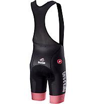 Castelli Giro d'Italia 2018 Volo - pantaloni bici - uomo, Black/Rosa