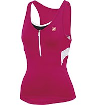 Castelli Regina Top, Rasberry