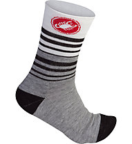 Castelli Righina 13 - Radsocken - Damen, Grey