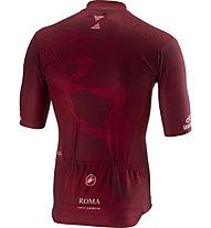 Castelli Maglia tappa Roma Giro d'Italia 2018 - maglia bici - uomo, Red