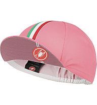 Castelli Rosso Corsa Cap - Radmütze, Pink