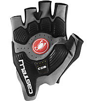 Castelli Rosso Corsa Pro V - Radhandschuh, Dark Grey