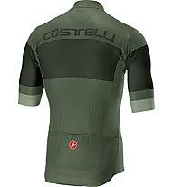Castelli Ruota Jersey FZ - Radtrikot - Herren, Green