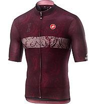 Castelli Sangiovese Jersey - Radtrikot - Herren, Dark Red