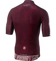 Castelli Sangiovese Jersey - maglia tappa Giro d'Italia 2019 - uomo, Dark Red