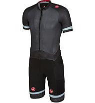 Castelli Sanremo 3.2 Speed Suit - Bike Komplet - Herren, Grey/Black