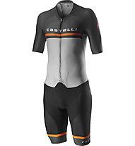 Castelli Sanremo 4.0 Speed Suit - Complet Bike - Herren, Silver/Grey
