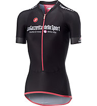 Castelli Maglia nera Giro d'Italia 2018 Climber's W - donna, Nera