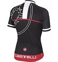 Castelli Segno Jesey FZ, Black
