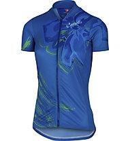 Castelli Sentimento - maglia bici - donna, Blue/Green