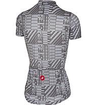 Castelli Sentimento - maglia bici - donna, Grey/Black