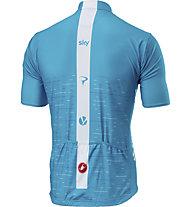 Castelli Sky Fan 18 - maglia bici - uomo, Light Blue