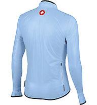 Castelli Giacca bici Sottile Due Jacket, Drive Blue