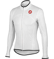 Castelli Sottile Due Jacket Radjacke, Transparent White
