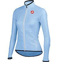 Castelli Sottile W Jacket Damen-Radjacke, Drive Blue