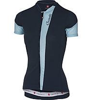 Castelli Spada FZ - Radtrikot - Damen, Blue/Light Blue