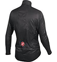 Castelli Squadra Long - giacca bici - uomo, Black