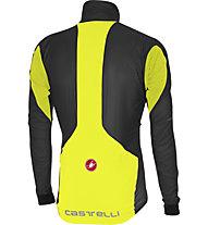 Castelli Superleggera - giacca bici - uomo, Grey/Yellow