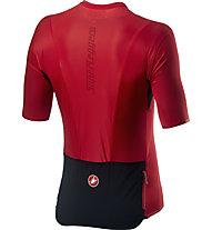 Castelli Superleggera 2 Jersey - Radtrikot - Herren, Red