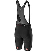 Castelli Superleggera - pantaloni bici con bretelle - uomo, Black