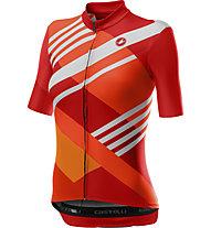 Castelli Talento - maglia bici - donna, Orange