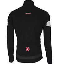 Castelli Transition - Radjacke - Herren, Black/White