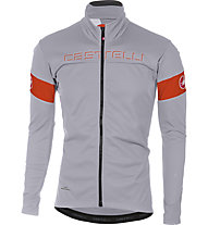 Castelli Transition - Radjacke - Herren, Grey/Orange