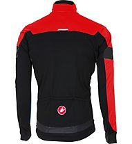 Castelli Transition - Radjacke - Herren, Red/Black